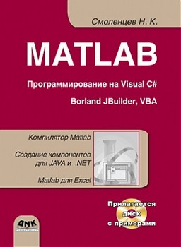 Картинка: MATLAB Программирование на Visual C#