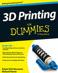 368 грн.| 3D Printing For Dummies