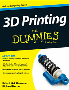368 грн.| 3D Printing For Dummies
