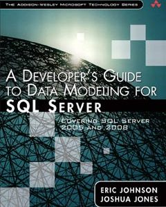 322 грн.| A Developer's Guide to Data Modeling for SQL Server