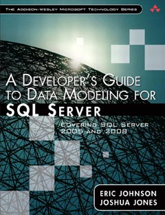 322 грн.| A Developer's Guide to Data Modeling for SQL Server