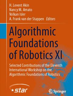 759 грн.| Algorithmic Foundations of Robotics XI