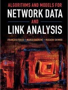 506 грн.| Algorithms and Models for Network Data and Link Analysis 1st Edition