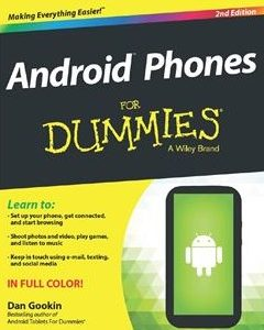 368 грн.| Android Phones For Dummies 2nd Edition