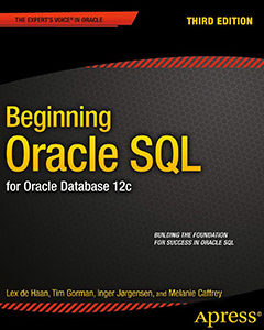 Beginning Oracle SQL: For Oracle Database 12c