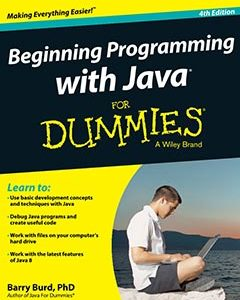437 грн.| Beginning Programming with Java For Dummies