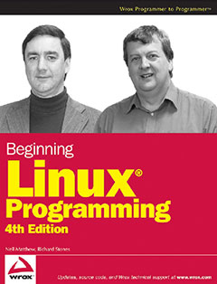 Beginning Linux Programming 4th Edition