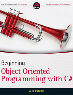 690 грн.  Beginning Object-Oriented Programming with C#