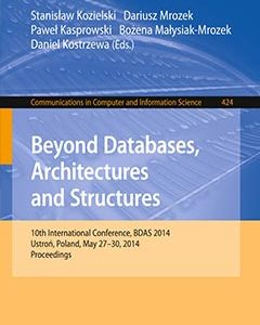 Beyond Databases