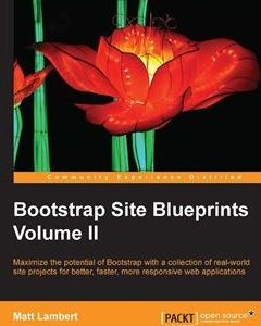 368 грн.| Bootstrap Site Blueprints Volume II