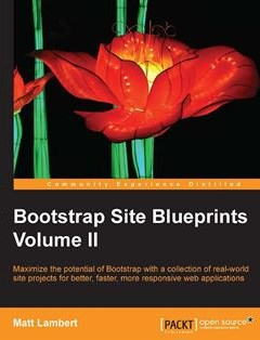 368 грн.| Bootstrap Site Blueprints Volume II