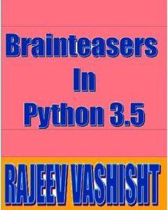 Brainteasers in Python 3.5