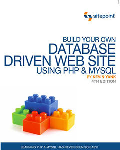 Build Your Own Database Driven Web Site Using PHP & MySQL