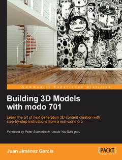322 грн.| Building 3D Models with modo 701