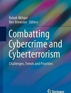 368 грн.| Combatting Cybercrime and Cyberterrorism: Challenges