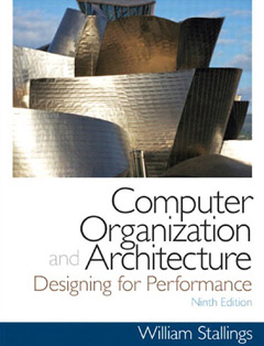 759 грн.  Computer Organization and Architecture (9th Edition)