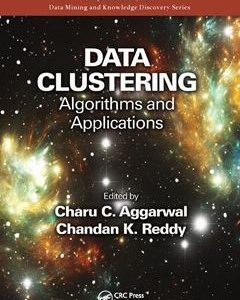 690 грн.  Data Clustering: Algorithms and Applications 0th Edition