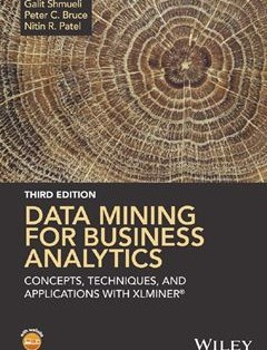 506 грн.| Data Mining for Business Analytics: Concepts