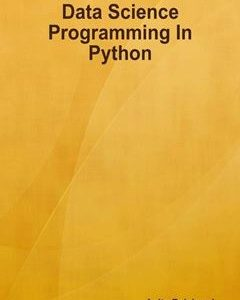 207 грн.| Data Science Programming in Python