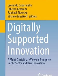 368 грн.  Digitally Supported Innovation: A Multi-Disciplinary View on Enterprise