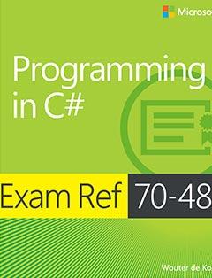 368 грн.| Exam Ref 70-483: Programming in C#