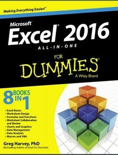 828 грн.| Excel 2016 All-in-One For Dummies 1st Edition