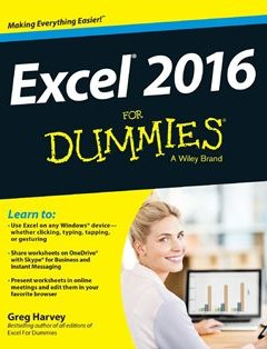 437 грн.| Excel 2016 for Dummies