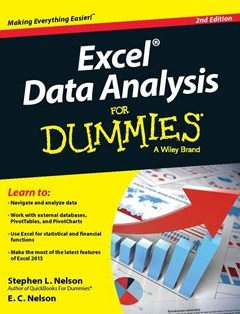 368 грн.| Excel Data Analysis For Dummies 2nd Edition