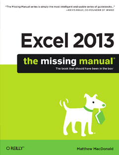 966 грн.| Excel 2013: The Missing Manual