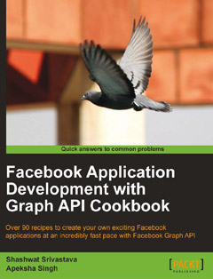 368 грн.| Facebook Application Development with Graph API Cookbook