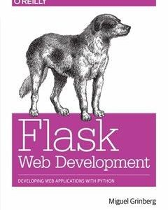 322 грн.| Flask Web Development: Developing Web Applications with Python 1st Edition