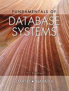 1104 грн.| Fundamentals of Database Systems 7th Edition