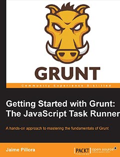 276 грн.| Getting Started with Grunt: The JavaScript Task Runner