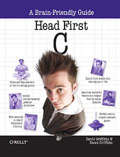 690 грн.  Head First C