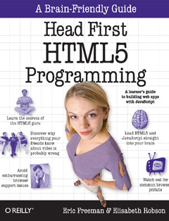 690 грн.| Head First HTML5 Programming