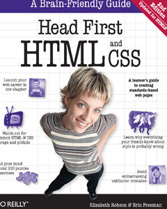759 грн.| Head First HTML and CSS
