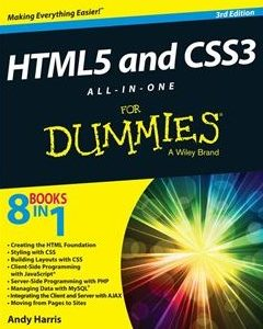 1035 грн.| HTML5 and CSS3 All-in-One For Dummies 3rd Edition