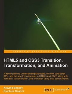 276 грн.| HTML5 and CSS3 Transition