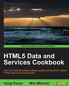 437 грн.  HTML5 Data and Services Cookbook