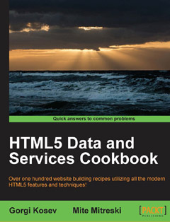 437 грн.| HTML5 Data and Services Cookbook