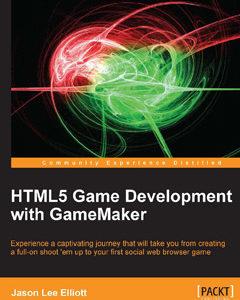 368 грн.  HTML5 Game Development with GameMaker