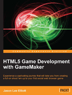 368 грн.| HTML5 Game Development with GameMaker
