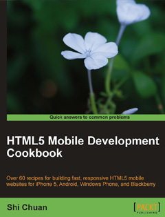 322 грн.| Html5 Mobile Development Cookbook