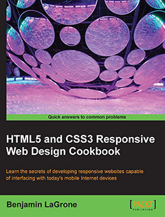 322 грн.| HTML5 and CSS3 Responsive Web Design Cookbook