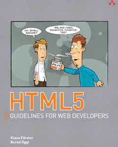 368 грн.  HTML5 Guidelines for Web Developers