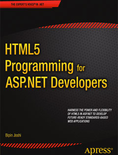 368 грн.| HTML5 Programming for ASP.NET Developers