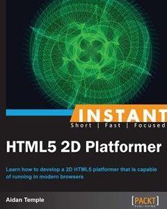 207 грн.  Instant HTML5 2D Platformer