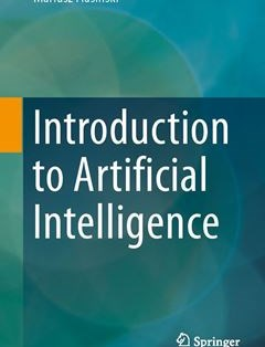 368 грн.  Introduction to Artificial Intelligence 1st ed. 2016 Edition