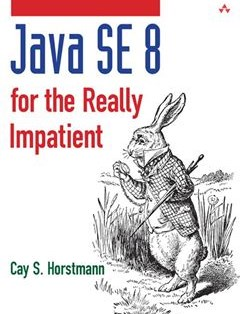 322 грн.| Java SE8 for the Really Impatient: A Short Course on the Basics 1st Edition
