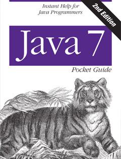 322 грн.| Java 7 Pocket Guide